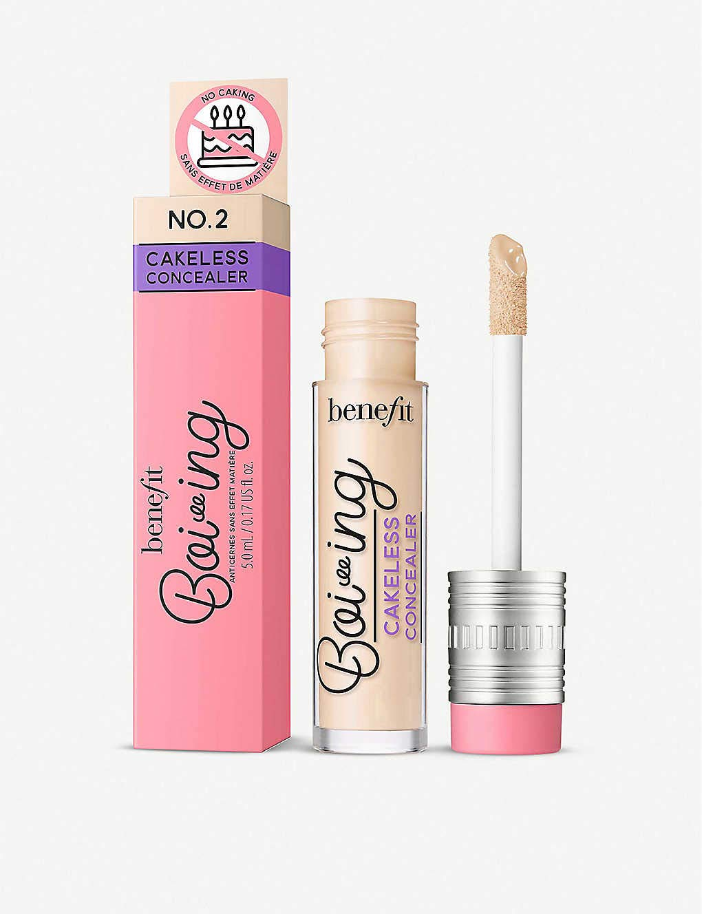 Benefit Boi-ing Cakeless High Coverage Concealer Nr. 2 Light 5 ml